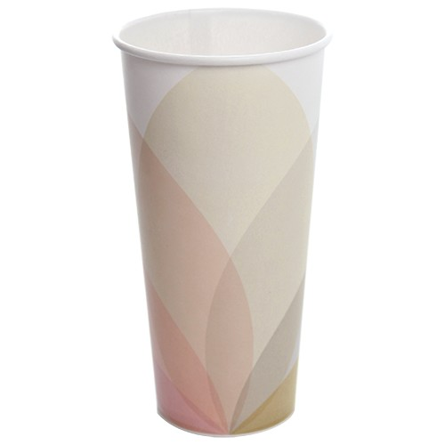 "32 OZ DOUBLE POLY CUP ""KOLD"""