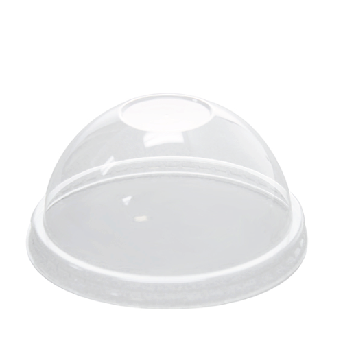 DOME LID FOR 8OZ FOOD CUP