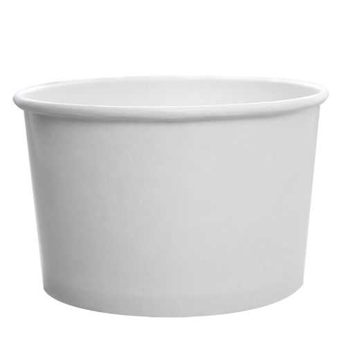 PAPER FOOD CUP 20 OZ- WHITE