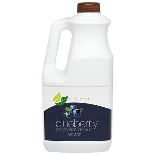 V.BLUEBERRY PUREE FLV SYRUP